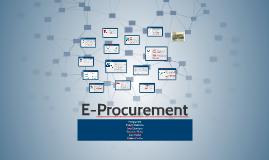 """E-Procurement"