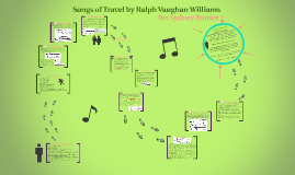 Copy of Songs of Travel by Ralph Vaughan Williams