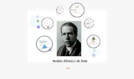 Copy of Modelo Atómico de Bohr