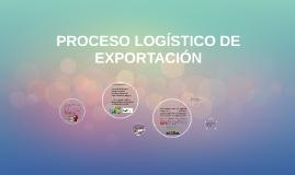 Proceso logistico de una importacion