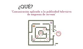 Exposición del Trabajo de Investigación (TDC)