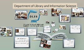 برنامج البكالوريوس في علوم المكتبات والمعلومات