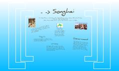 - -> Songhai !