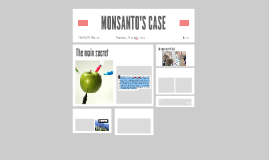 Copy of Monsanto's case