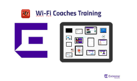 Wi-Fi Coaches Training