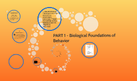 BIOLOGICAL FOUNDATIONS of BEHAVIOR-Part 1