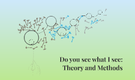 Do you see what I see: Theory and Methods