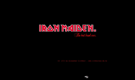 Copy of Iron Maiden