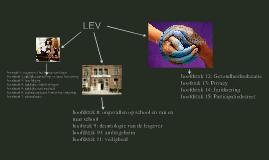 mindmap LEV