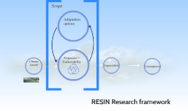 RESIN Research framework
