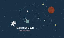 CAS Journal: 2013- 2014
