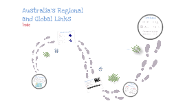 Australia's Regional and Global Links