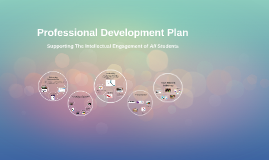 Strategic Professional Development Plan