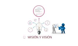 Copy of MISIÓN Y VISION