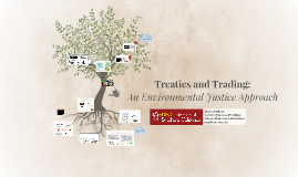 Treaties and Trading: