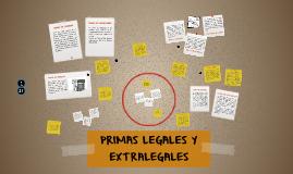 PRIMAS LEGALES Y EXTRALEGALES