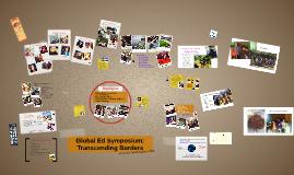 Global Ed Symposium: Transcending Borders