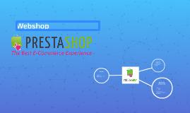 Webshop - Prestashop