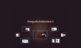Fotografia Publicitária II