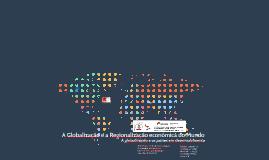 A globalização e os países em desenvolvimento