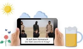 IS auf dem Vormarsch