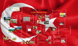 Copy of Turkish Cuisine