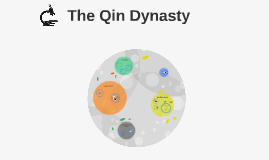 Copy of The Qin Dynasty
