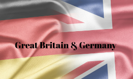 Great Britain & Germany