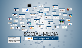 Social Media and the Apps Kids Love