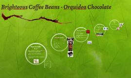 Brighteous Coffee Beans - Organic Chocolate
