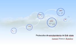 Protocolos de enrutamiento de link-state