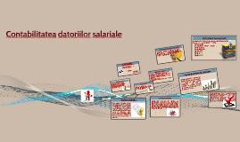 Copy of Contabilitatea datoriilor salariale