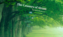 The Country of Airam