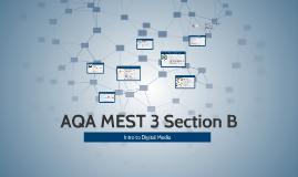 AQA MEST 3 Section B