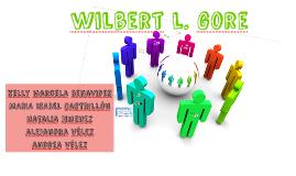 Wilbert L. Gore (Diplomado)