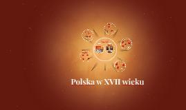 Polska w XVII wieku