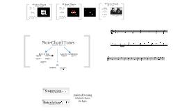 Non-Chord Tones