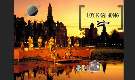 LOAY KRATHONG
