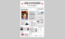 LEGADOS DEL ANTIGUO RÉGIMEN