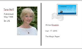 The Magic Paper