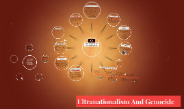 ultranationalism and genocide Define ultranationalism ultranationalism synonyms,  world war ii-era history, ultranationalism, and biological genocide intertwine the han agent.