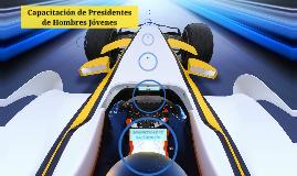 Capacitacion de Presidentes de Hombres Jovenes