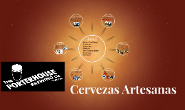 The Porterhouse - Cerveza de Artisanias