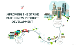 IMPROVING THE STRIKE RATE IN NEW PRODUCT DEVELOPMENT