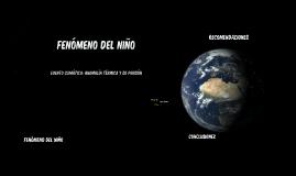 Copy of Copy of Fenomeno del Niño