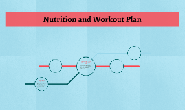 Nutrition and Workout Plan