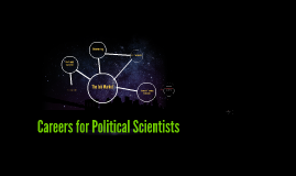 Careers for Political Scientists
