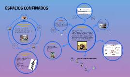 Copy of ESPACIOS CONFINADOS