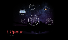 3.1.2 Space Law