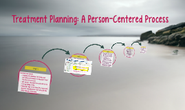 Treatment Planning: A Person-Centered Process